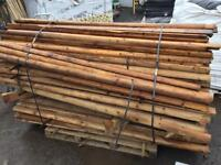2.4 treated log lap £2 each