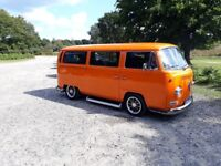 Stunning Early 1969 VW Camper