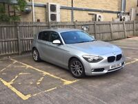 2012 BMW 1 SERIES 118D SE FACELIFT MODEL. FREE COLOUR CHANGE WRAP!!