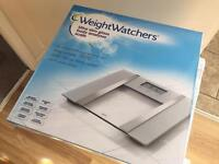 Weight Watchers digital scales