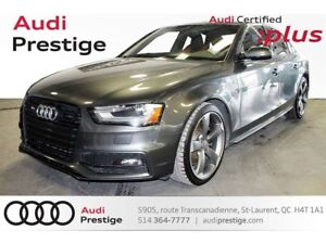 2016 Audi S4 PROG  BLACK OPTIC
