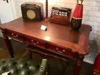 Victorian style small desk, very pretty