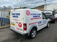 Scrap cars wanted 07794523511 spares or repair none runners mot failed