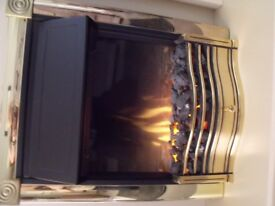 Dimplex Flame effect electric fire
