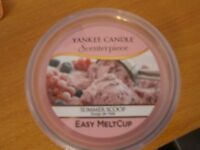 Yankee Candle Easy Meltcup- summer scoop