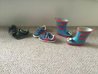 Baby boy shoes size 5 !!!!!