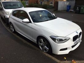 BMW 125D MSPORT PLUS