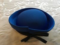 Royal Blue Hat