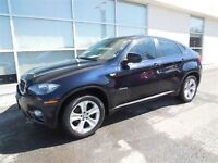 2012 BMW X6 35i -ONE OWNER,SNOW TIRES,BMW WARRANTY UNTIL 2018