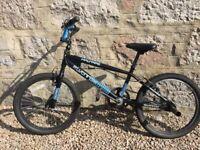 "Children's Silverfox Halfpipe BMX Bike 20"" wheels"