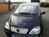 Mercedes Avangarde A140 petrol automatic car