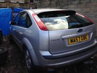 FORD FOCUS MK2 1.6 TDCI 2005 2006 2007 2008 BREAKING FOR SPARES