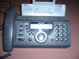 Sharp Fax & Telephone for sale