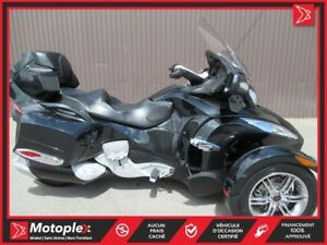 2010 Can-Am Spyder RT-S SE5 72,56$/SEMAINE