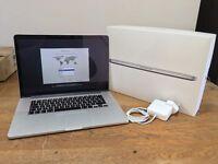 """Apple MacBook Pro Retina 15.4"""" Mid-2014 2.8GHz i7 GT750M 512GB SSD 16GB RAM"""