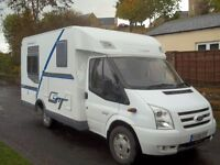 Ford Transit Lunar Pinnicle GT
