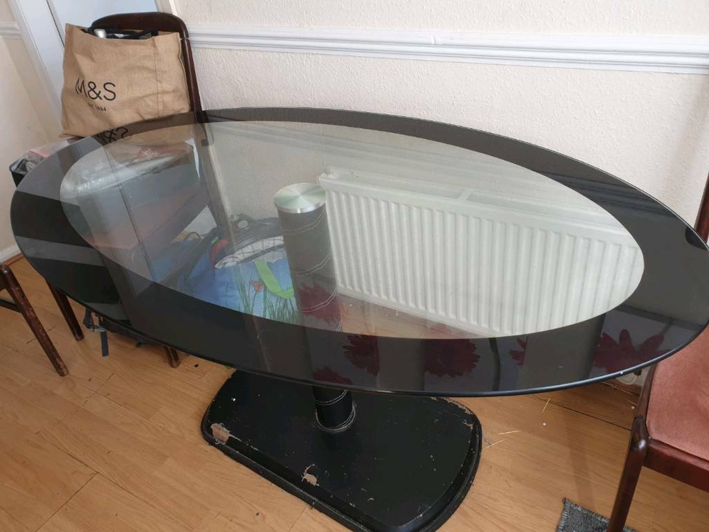 Cool Glass Table In Pentwyn Cardiff Gumtree Home Remodeling Inspirations Basidirectenergyitoicom