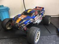 Rc car Traxxas Rustler nitro