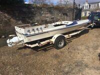 Jet Boat 7.6L