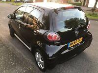 Toyota Aygo Automatic 5 door FSH 2 Keys 1 owner owner from new Long MOT.... Bargain