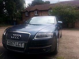 Excellent, AUTOMATIC, 2.0 diesel Audi A6,Low mileage