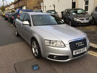 AUDI A6 2.0 DIESEL S LINE AUTOMATIC 2010 XENON DAY LIGHT RUNNING LIGHT 7 STAMPS CLEAN FULL HISTORY