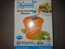 Amazing Dynamic Manual Salad Spinner 10Ltr Commercial kitchen restarunt