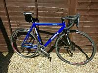 Ribble Road Bike 105 build