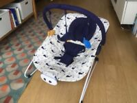 Mothercare baby bouncer/ bouncy chair