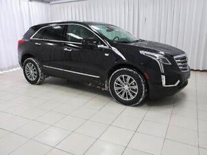 2018 Cadillac XT5 3.6 L LUXURY AWD SUV NEW NEW NEW! WITH CADILLA