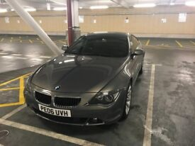BMW 630i MSport SatNav