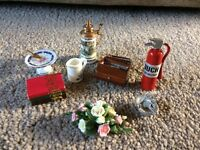 Dolls's House Miscellaneous Items