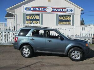 2011 Ford Escape XLT Automatic 3.0L!! 4X4!! HEATED LEATHER!! ALL