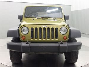 2008 Jeep Wrangler UNLIMITED SPORT4X4 A/C MAGS West Island Greater Montréal image 2