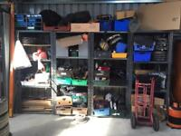 Dexion Shelving suit garage workshop shed warehouse