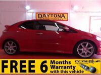 Honda Civic Type R 2007 Comprehensive Service Record Parrot Blue Tooth