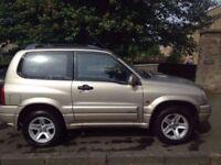 Suzuki Grand Vitara 2.0 2005 (05)**Diesel**Full Years MOT**4x4 for only £1795