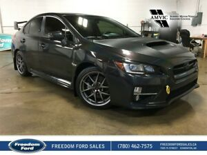 2016 Subaru WRX Leather, Backup Camera, Heated Seats