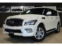 2017 Infiniti QX80 Navi  8 Pass  DVD  BOSE  360 cam  Heated Markham / York Region Toronto (GTA) Preview