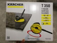 KARCHER PATIO CLEANER T 350 T350 T-350 T Racer surface cleaner BRAND NEW SEALED BOX