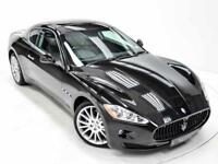 Maserati GranTurismo S (black) 2010-08-01