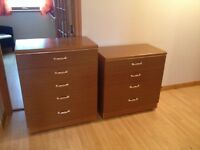 Two Bedroom Chest of Drawers Teak style