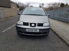 Seat Alhambra Reference TDI, QUICK SALE
