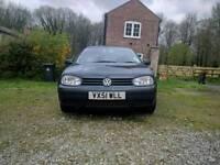 VW Golf Mk 4 TDi
