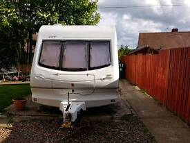 Elddis Cyclone GT 2001 (reduced price)