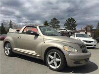2005 Chrysler PT Cruiser GT 2.4 TURBO CONVERTIBLE