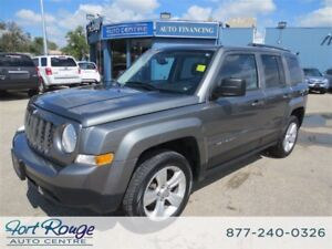 2012 Jeep Patriot Sport/North 4x4 - SUNROOF/BLUETOOTH/HTD SEATS