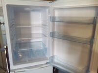 White Logik Fridge freezer - As new condition