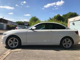 Quick sale !! 65 Plate Latest Edition bmw 2 series