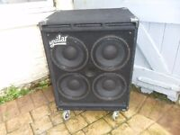 AGUILAR GS410 BASS CAB MADE IN USA